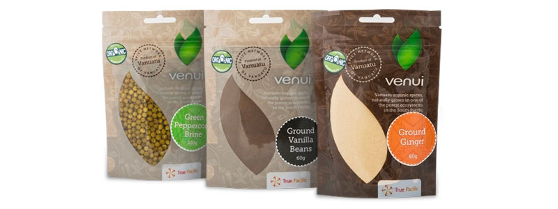 Venui-Packaging